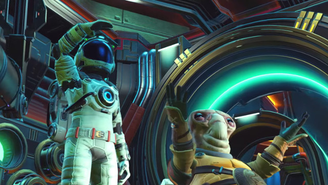 No Man's Sky Final Update