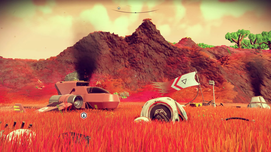 No Man's Sky Unit Bug Fix