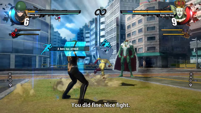 One Punch Man game