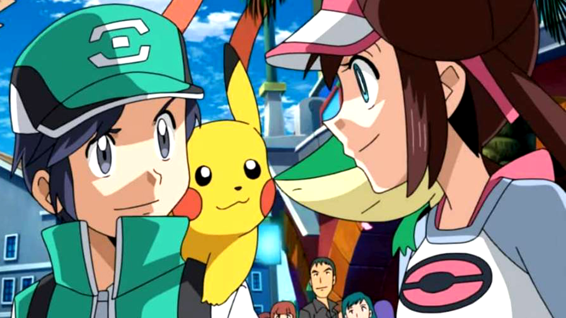 Pokemon Masters Evolve How Evolution Works With Sync Pairs