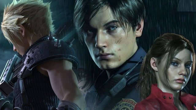 Best Resident Evil 2 Remake Mods, Resident Evil 2 Remake Cloud Strife mod