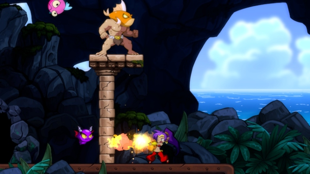 Shantae 5 official title revealed Shantae and the Seven Sirens