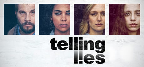 Box art - Telling Lies