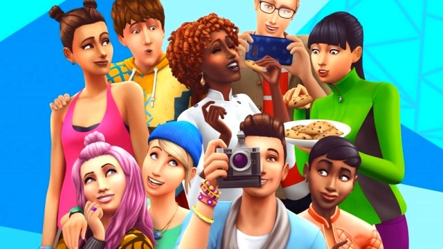 The Sims 4 inclusive gender system