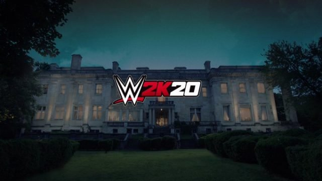 WWE 2K20 Nintendo Switch