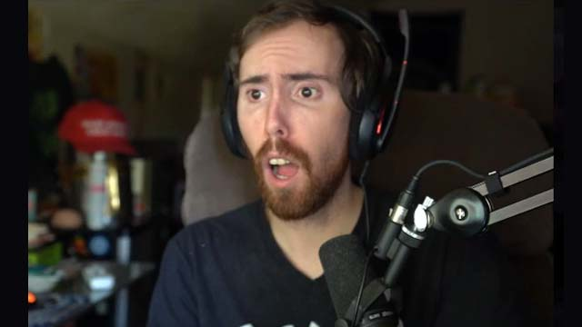 WoW Classic streamer Asmongold