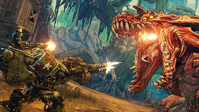 Borderlands 3 PS4 Pro resolution or framerate prioritization options revealed