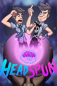 Box art - Headspun