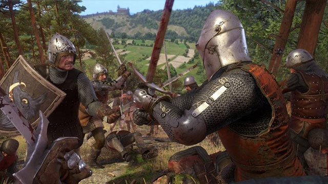 Kingdom Come: Deliverance devs explicitly confirm Witcher influence