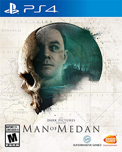 Box art - Man of Medan