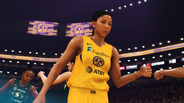 National Basketball Association 2K20 to Feature the Women's National Basketball Association for the First Time