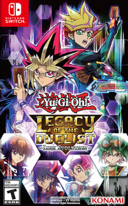 Box art - Yu-Gi-Oh! Legacy of the Duelist: Link Evolution Review | The heart of the cards beats as steady as it ever has