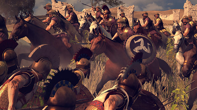 Total War Saga: Troy trademarked by Creative Assembly