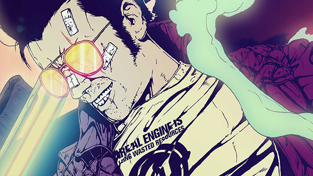 Travis Strikes Again PS4 and PC release date announced