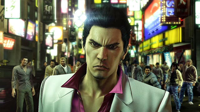 Yakuza Remastered Collection announced, Yakuza 3 out now, 4 and 5 coming soon