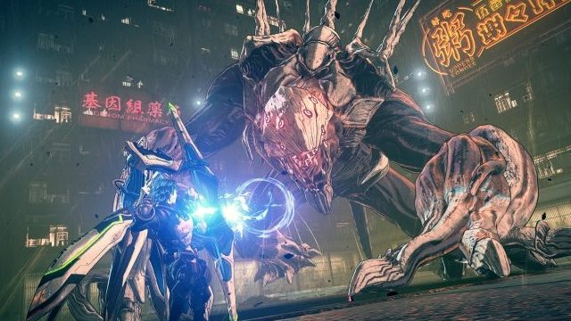 Astral Chain How to get the Arrow Legion