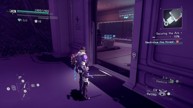 Astral Chain cat location 12.2.1