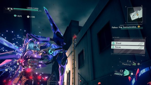 Astral Chain cat location 7.1