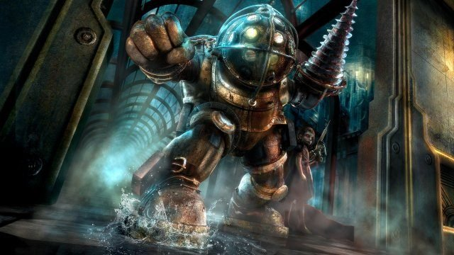 BioShock 4 Parkside Big Daddy