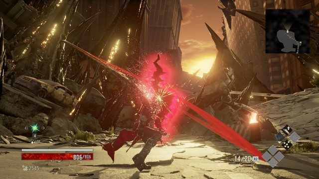 Code Vein Review 4