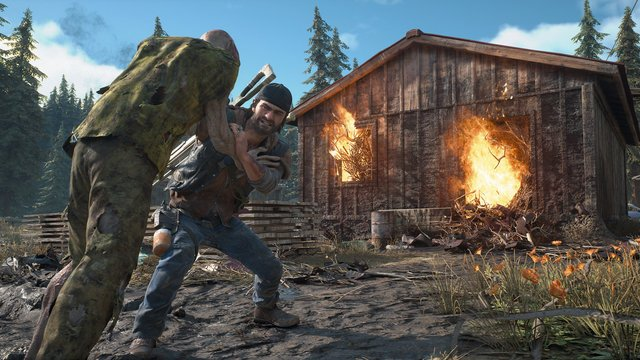 Days Gone New Game Plus Mode Gets A Release Date
