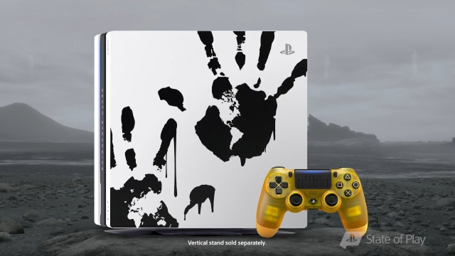 Death Stranding limited edition ps4 (1)