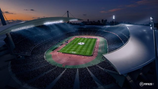 FIFA 20 Licensed Stadiums