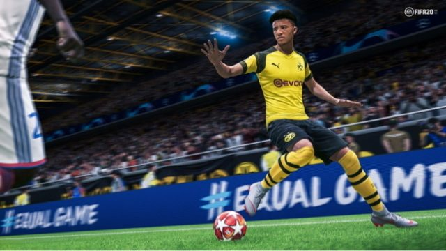 FIFA 20 Ultimate Edition disappeared