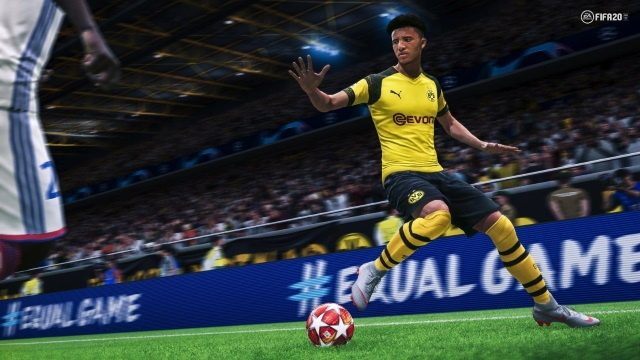 FIFA 20 download size