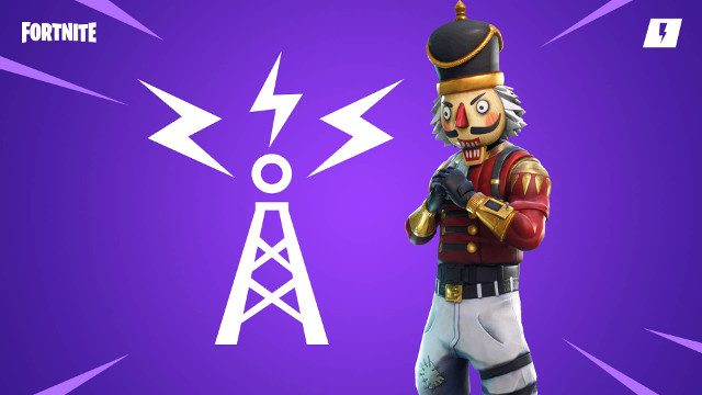 Fortnite 2.34 Update Patch Notes (10.20.2) - Nutcracker Thing