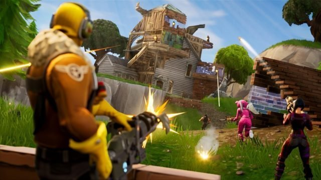 Fortnite 2.36 Update Patch Notes