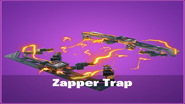 Fortnite Zapper Trap