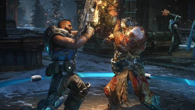 Gears 5 Classic Maps