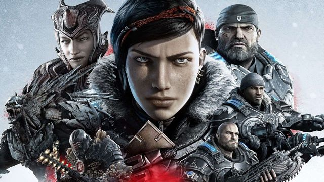 Gears 5 Split-screen Co-op