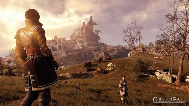 GreedFall Open-World