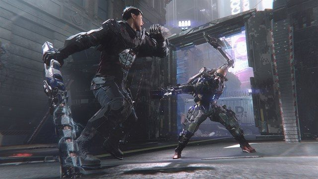 How to dodge in The Surge 2