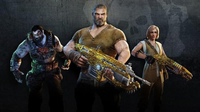 How to unlock new characters in Gears 5