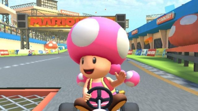 Mario Kart Tour An Error Occurred