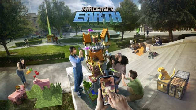 Minecraft Earth Microsoft Account