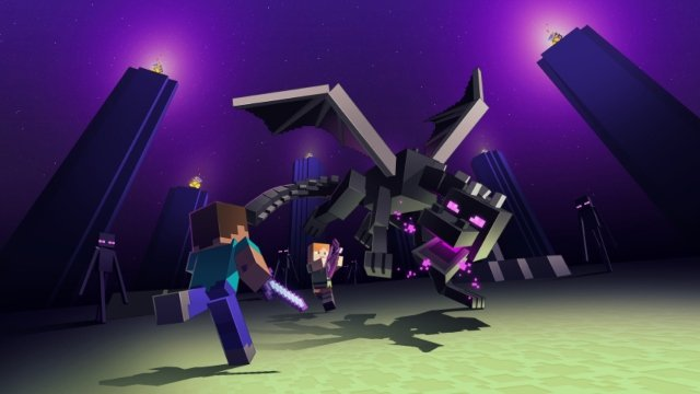 Minecraft without walking