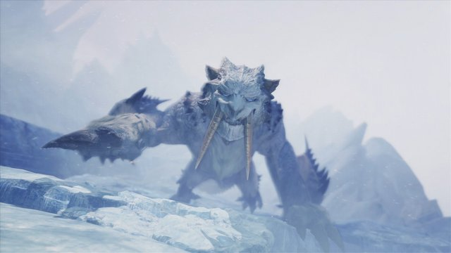 Monster Hunter World Iceborne Character Booster HR 16