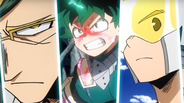 My Hero Academia Episode 64 Release Date