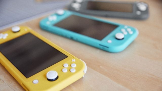 Nintendo Switch Lite How to tell if a game is compatible