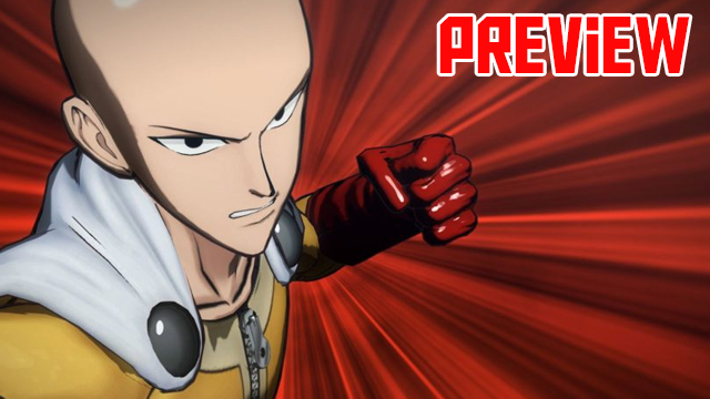 One Punch Man A Hero Nobody Knows preview