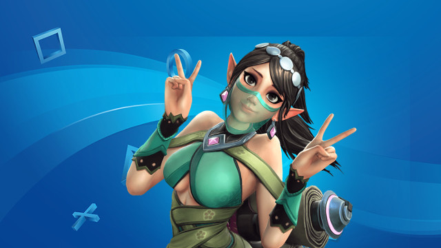 Paladins PS4 Cross-Play PC Xbox One Nintendo Switch