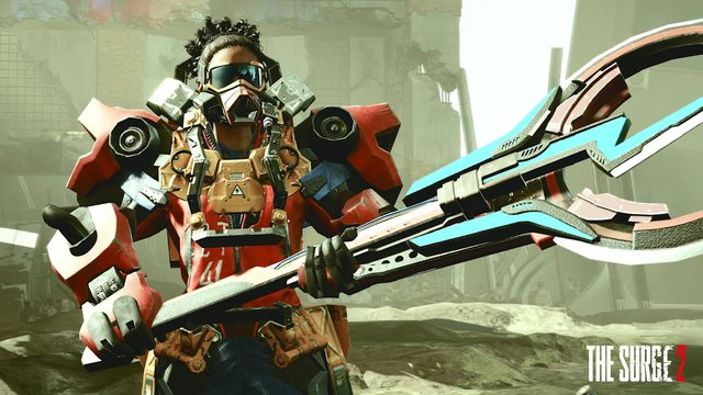 The Surge 2 weapons and armor