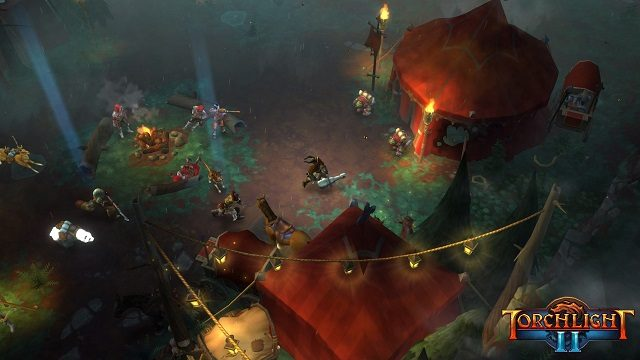 Torchlight 2 Cannon Screenshot