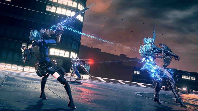 astral chain new game plus