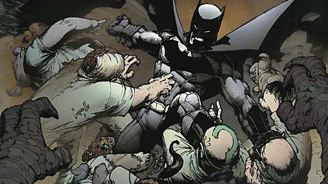 New Batman game's plot hinted at by comic writer