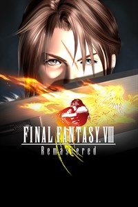 Box art - Final Fantasy 8 Remastered